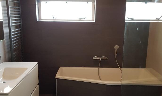 Badkuip en Douche